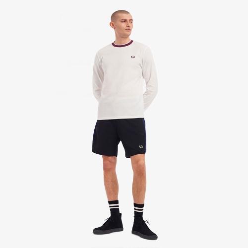 [Sharp] 크레이프 저지 긴팔 티셔츠 (129)