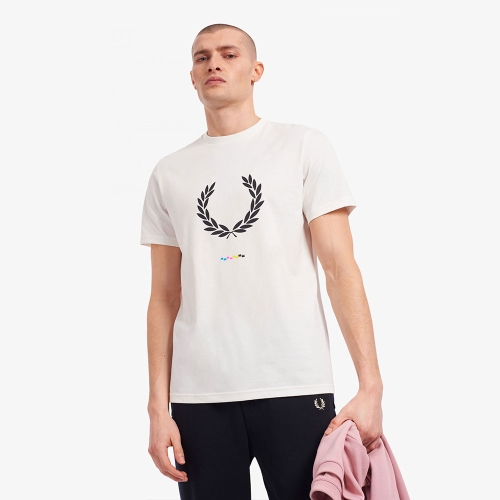 [Sport] 프린트 레지스트레이션 티셔츠 (129)