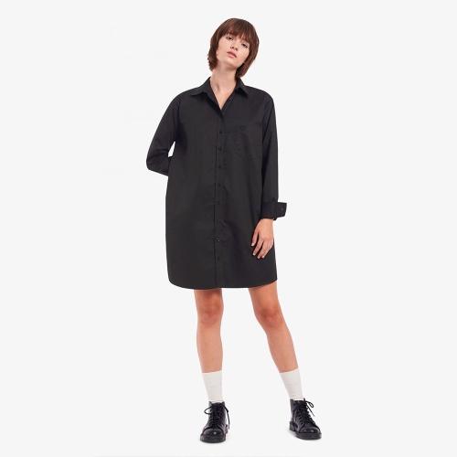 [Womens] 우븐 셔츠 드레스 (102)