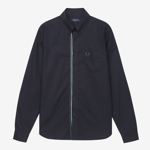 [Sharp] 테잎 플라켓 셔츠 (608)