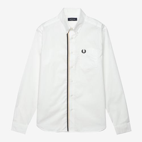 [Sharp] 테잎 플라켓 셔츠 (129)
