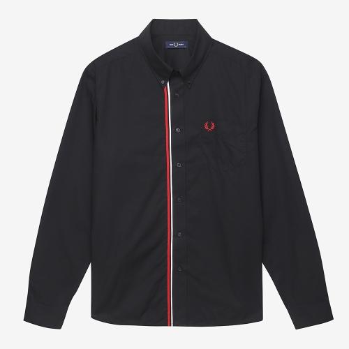 [Sharp] 테잎 플라켓 셔츠 (102)