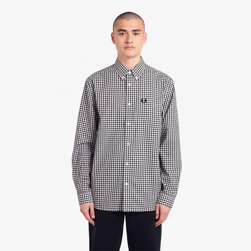 [Sharp] 깅엄 긴팔 셔츠 (102)