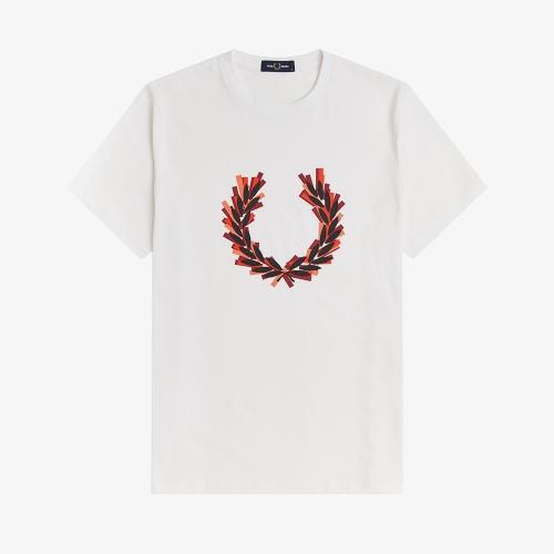 [Sport] 글리치드 로렐 리스 티셔츠 (100)