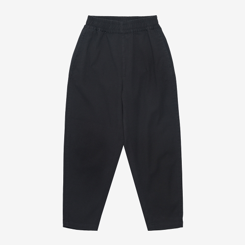 Easy Pants_Twill (BLK)