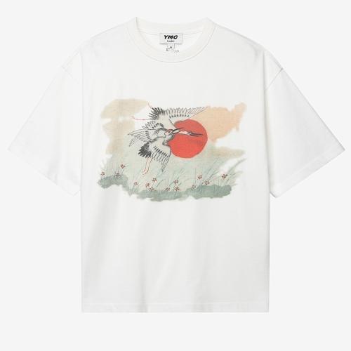 크레인 티셔츠 (WHT)