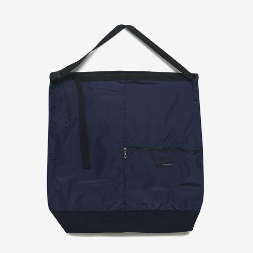 Utility Shoulder Bag L (NVY)