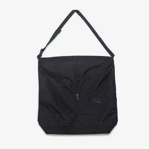 Utility Shoulder Bag L (BLK)
