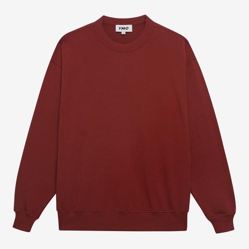 트리플 롱 스리브 티셔츠 (RED)
