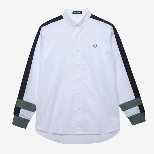 라글란 슬리브 셔츠 (J09)