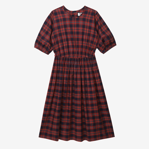 가든 드레스  (RED)