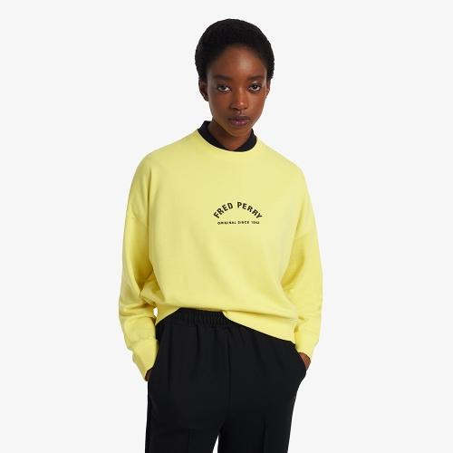 [Womens] 아치 브랜드 스웨트셔츠 (C18)