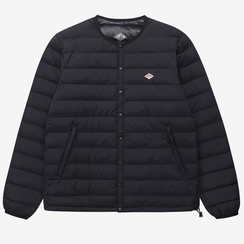 Inner Down Crewneck Jacket (BLK)