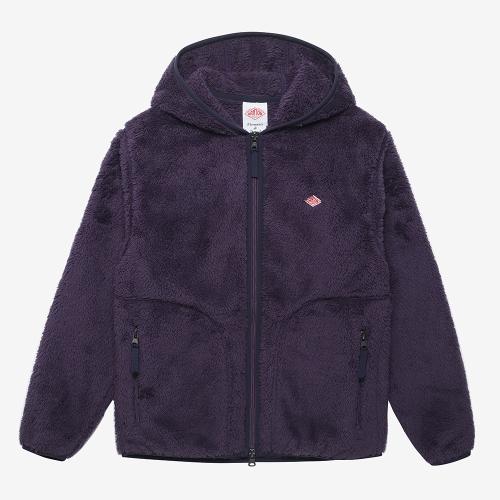 Zip Hooded Jacket (PUR)