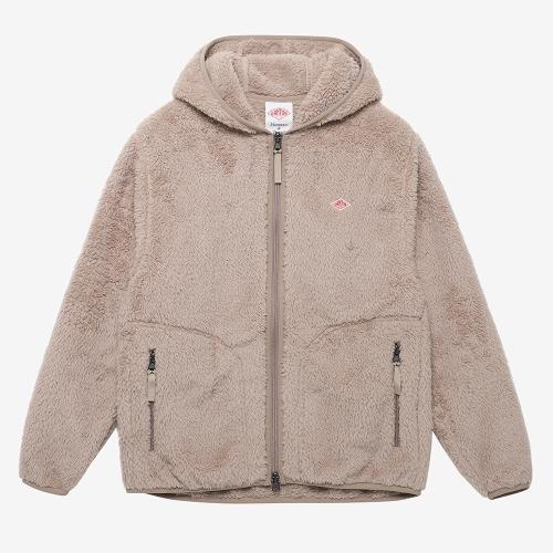 Zip Hooded Jacket (PNK)