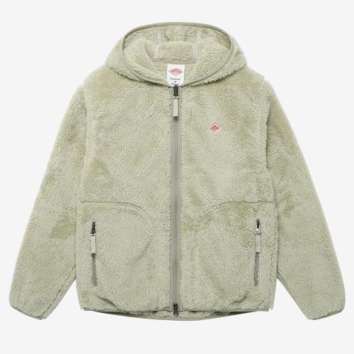 Zip Hooded Jacket (KHA)