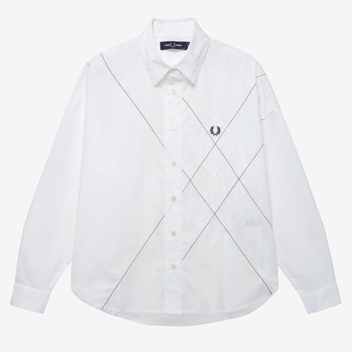 아가일 셔츠 (J09)