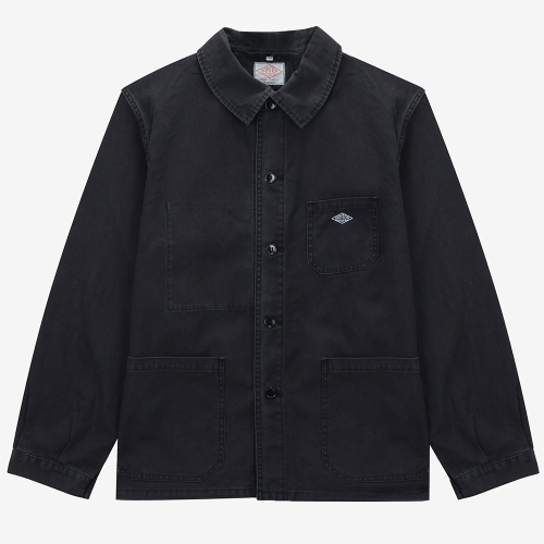 Coverall Jacket (BLK)