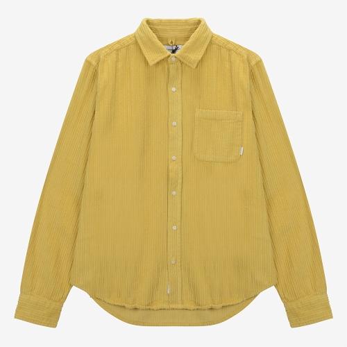 French Cord Shirt (YEL)