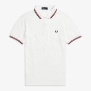 [Authentic] Twin Tipped Fred Perry Shirt(748)